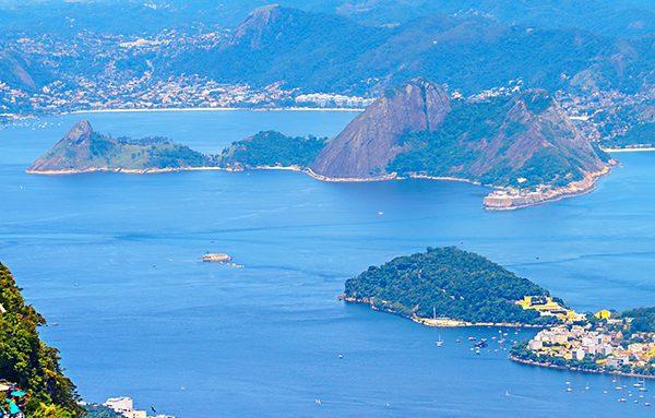 Verhuizen naar Rio de Janeiro emigreren naar Brazilië internationale verhuizing groepage diensten