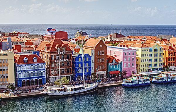 Verhuizen naar Willemstad emigreren naar Curaçao internationale verhuizing groepage diensten