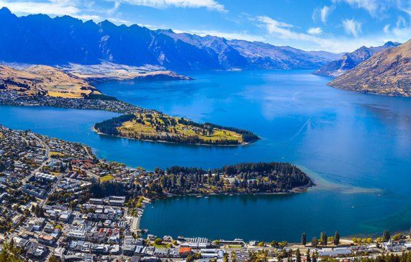 Verhuizen naar Auckland emigreren naar Nieuw Zeeland internationale verhuizing groepage diensten