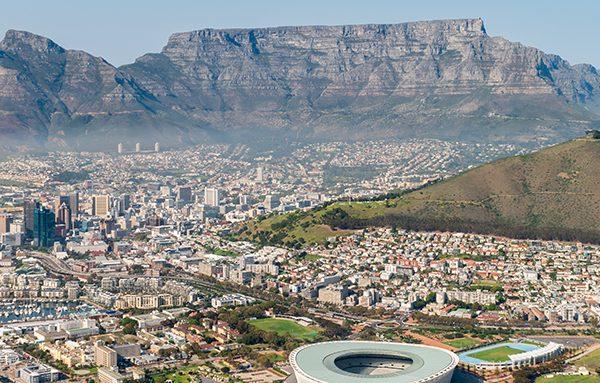 Verhuizen naar Kaapstad emigreren naar Zuid-Afrika internationale verhuizing groepage diensten