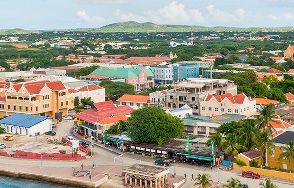 Verhuizen naar Bonaire emigreren naar de Nederlandse Antillen internationale verhuizing groepage diensten