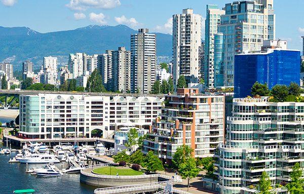Verhuizen naar Toronto Vancouver emigreren naar Canada internationale verhuizing groepage diensten