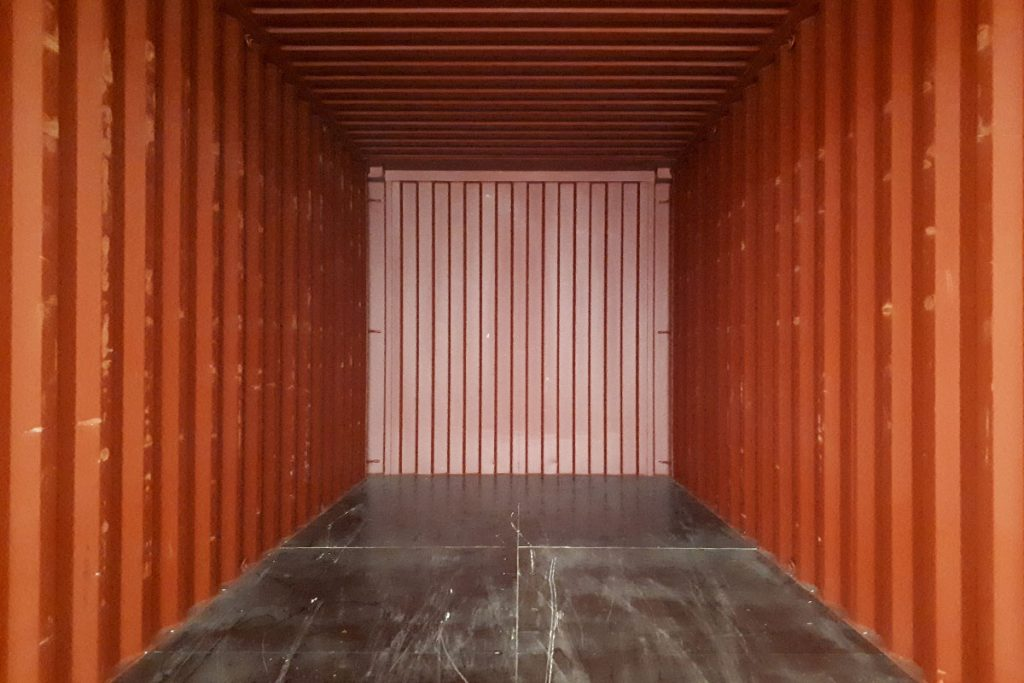 overseas groupage services for the shipping of household goods
